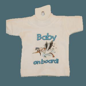 T-shirtje kapstok