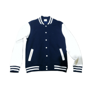Varsity Jacket vooraan