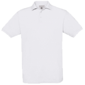 witte polo