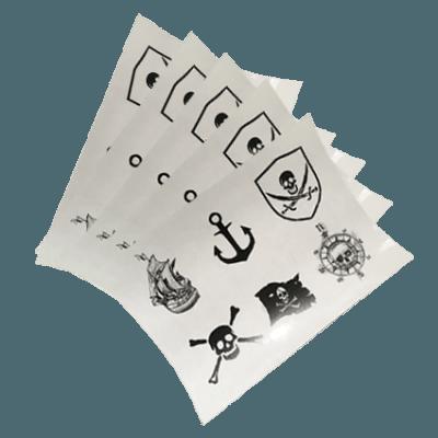 Tattoo papier