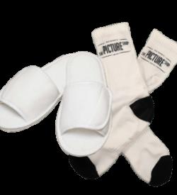 Slippers & sokken