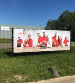 PVC Banner/Spandoek